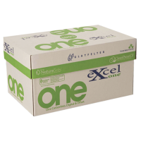 8.5 x 11 Excel One Carbonless Paper, 2 part Reverse, 2500 Sets