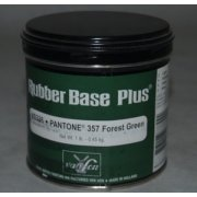 Rubber Based Pantone 357 Green 1#