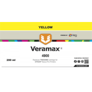 Veramax Yellow Ink Cartridge - 200 ml - 4900