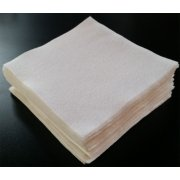 "Rayon Wipes, 4"" X 4"", 4000 per case"