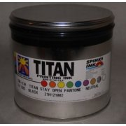 Titan Stay-Open Pantone Black, 5 lbs.