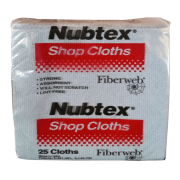 "Nubtex Shop Cloths, 13"" x 13"" - FREE SHIPPING"