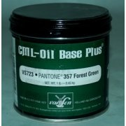 Oil Base Forest Green Pantone 357 1#
