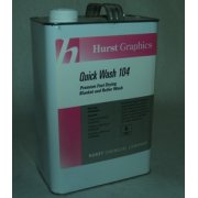 Hurst 104 Quick Wash, 1 Gallon
