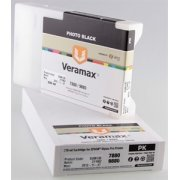 Veramax Photo Black Ink Cartridge - 220 ml - 7800/9800