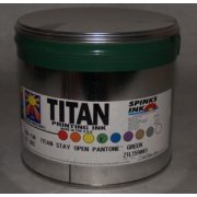 Titan Stay-Open Pantone Green, 5 lbs