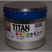 Titan Stay-Open Pantone Process Blue, 5 lbs.