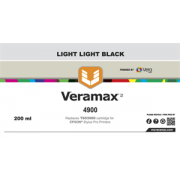 Veramax Light Light Black Ink Cartridge - 200 ml - 4900