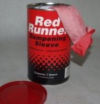 Red Runner Sleeves