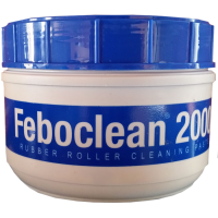 Febo Clean 2000 Roller Cleaner, 2 lb. Tub - FREE SHIPPING