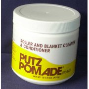 Putz Pomade Roller & Blanket Cleaner Paste, 15 1/4 Oz Jar