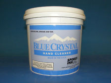 Blue Crystal Hand Cleaner