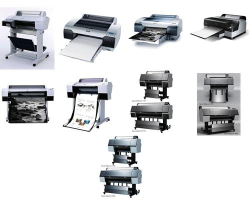 Epson Printers Veramax Ink