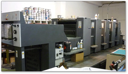 Printing Supplies Direct Pressroom Products