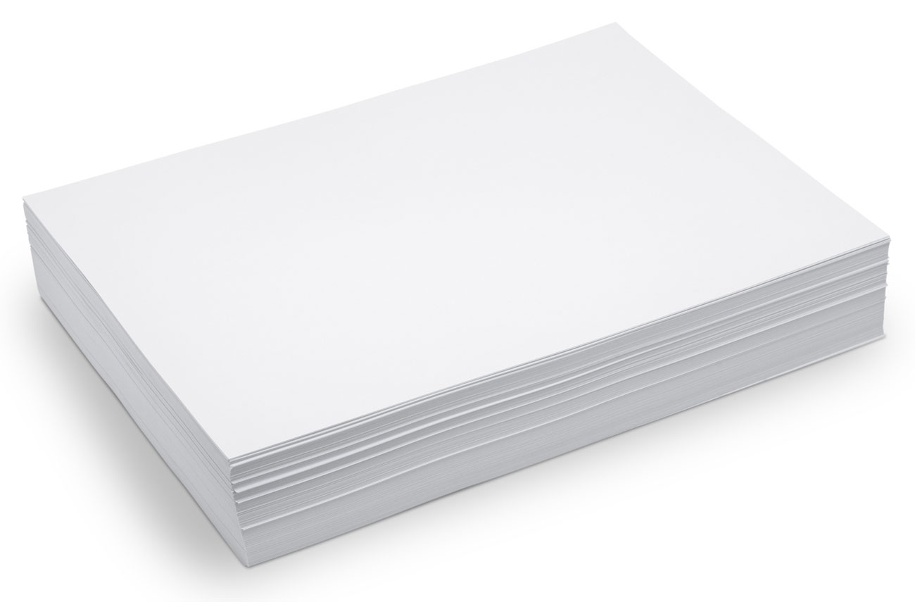 Mil tearfree waterproof paper sheets