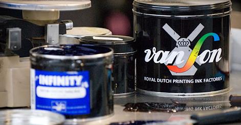 PSD Van Son Inks