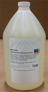 PSD Laser Plate Fountain Solution Concentrate, 1 gallon