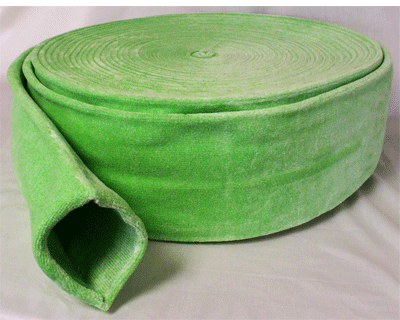"Green Shrink 2.3"" TO 2.6"", 25 Meter Roll"