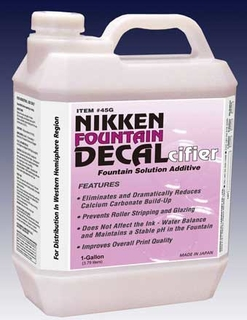 Nikken 045 Decalcifier, 1 Gallon