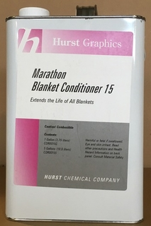 Hurst 15 Marathon Blanket Conditioner, 5 Gallons