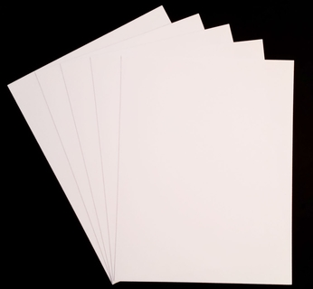 8.5 X 11, 50 sheets/box, Fine Art Dual-Sided Paper, 210 gsm