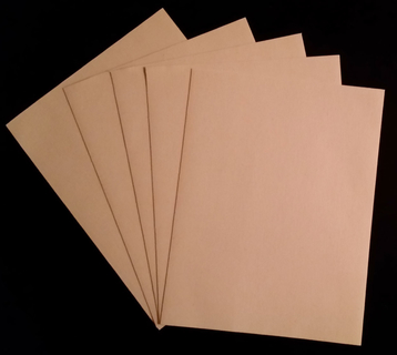 12 X 10, 50 sheets/box, Fine Art Canvas Paper, Matte, 21mil