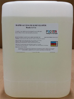 PSD Film Developer & Replenisher, Ready-to-Use,  5 Gallons