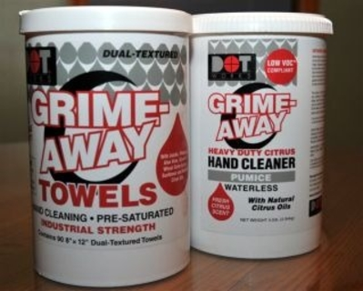 Grime Away Hand Towels