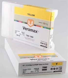 Veramax Yellow Ink Cartridge